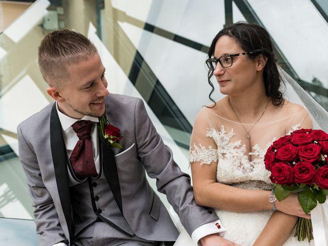 Le mariage de Vanessa et Nicolas à Saint-Priest, Rhône 82