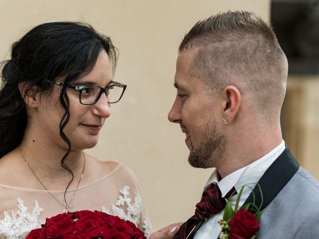 Le mariage de Vanessa et Nicolas à Saint-Priest, Rhône 88