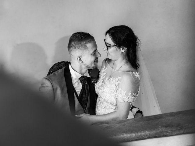 Le mariage de Vanessa et Nicolas à Saint-Priest, Rhône 91