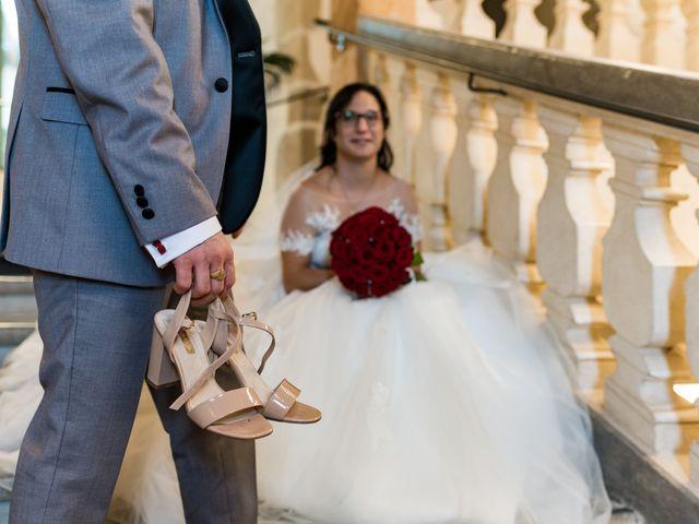 Le mariage de Vanessa et Nicolas à Saint-Priest, Rhône 92