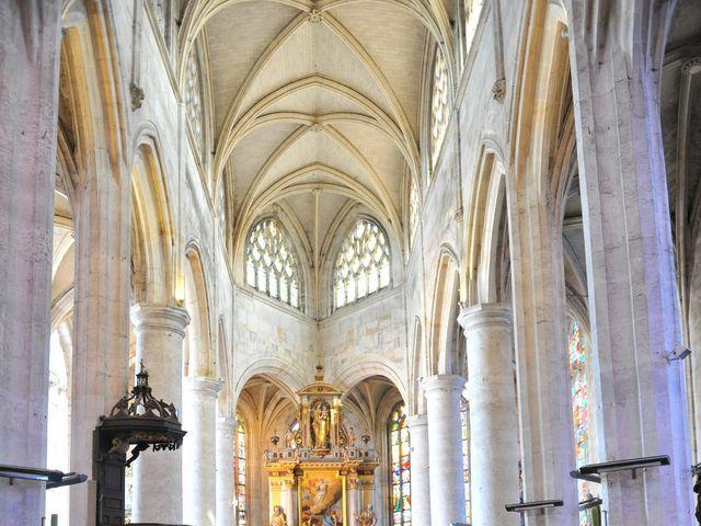 Le mariage de Christophe et Justine à Le Neubourg, Eure 8