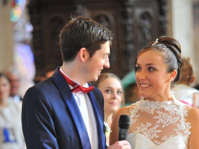 Le mariage de Christophe et Justine à Le Neubourg, Eure 9