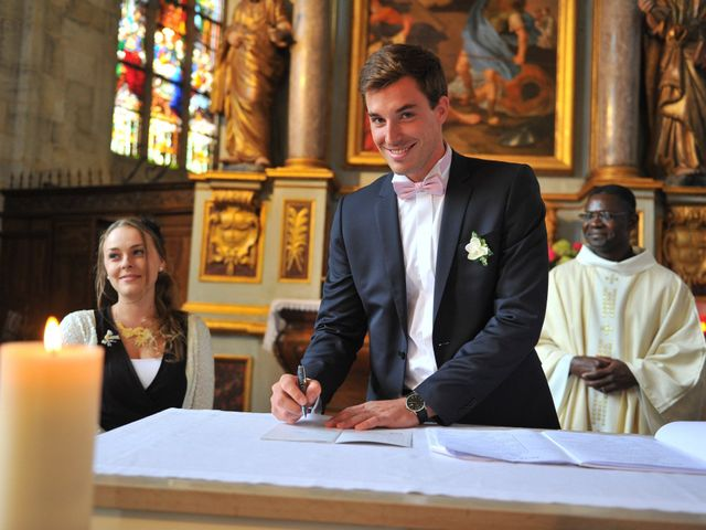 Le mariage de Christophe et Justine à Le Neubourg, Eure 12