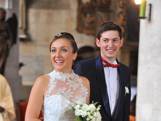 Le mariage de Christophe et Justine à Le Neubourg, Eure 13