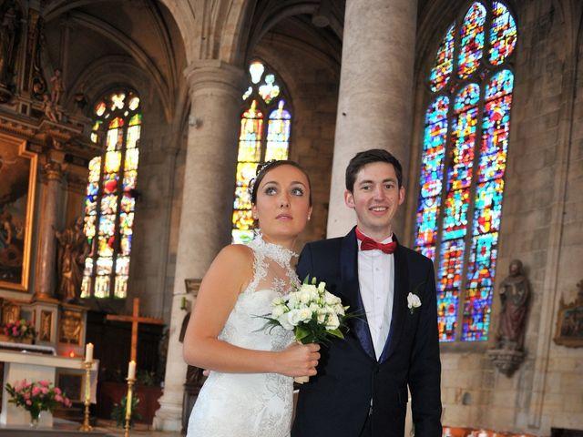 Le mariage de Christophe et Justine à Le Neubourg, Eure 14