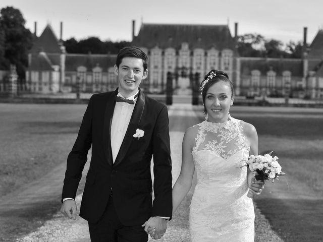 Le mariage de Justine et Christophe