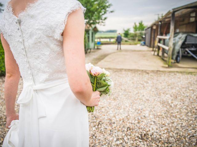 Le mariage de Jason et Marine à Bouville, Seine-Maritime 7