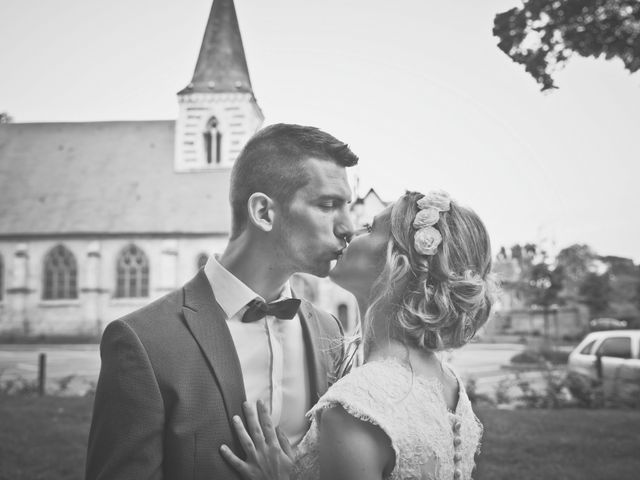 Le mariage de Jason et Marine à Bouville, Seine-Maritime 13