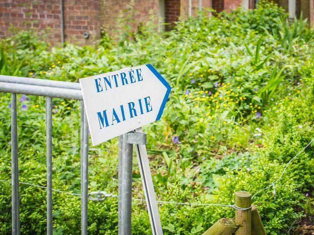 Le mariage de Jason et Marine à Bouville, Seine-Maritime 14