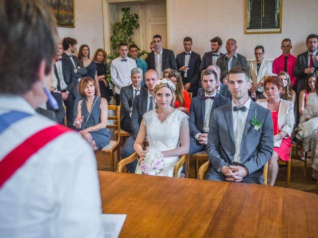 Le mariage de Jason et Marine à Bouville, Seine-Maritime 18
