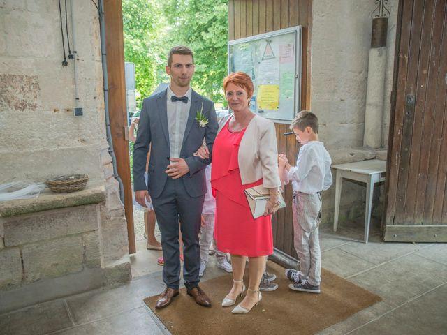 Le mariage de Jason et Marine à Bouville, Seine-Maritime 20