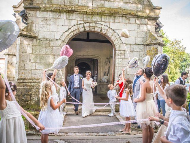 Le mariage de Jason et Marine à Bouville, Seine-Maritime 26
