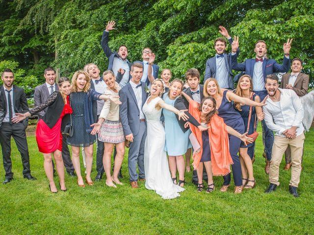 Le mariage de Jason et Marine à Bouville, Seine-Maritime 34