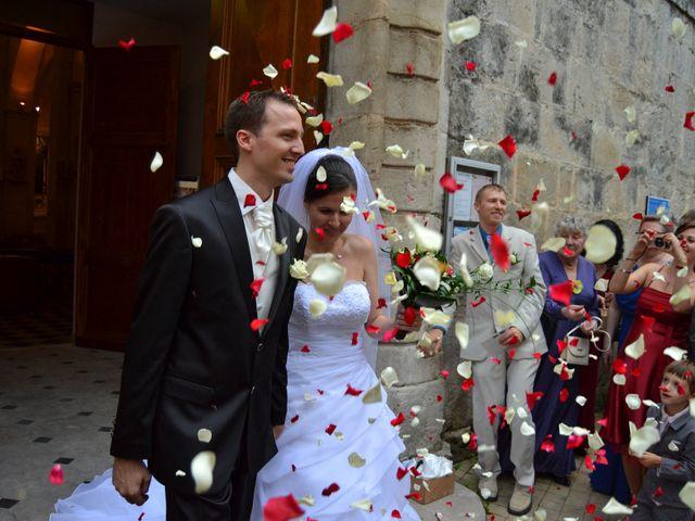 Le mariage de Marie-Laure et Benoît à Solliès-Toucas, Var 4