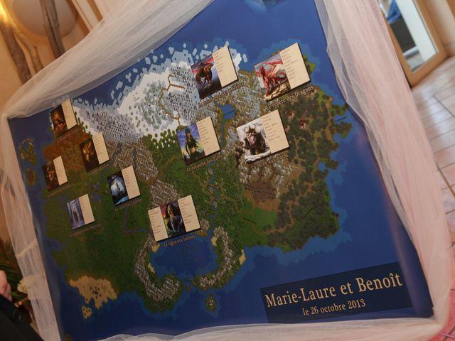 Le mariage de Marie-Laure et Benoît à Solliès-Toucas, Var 7