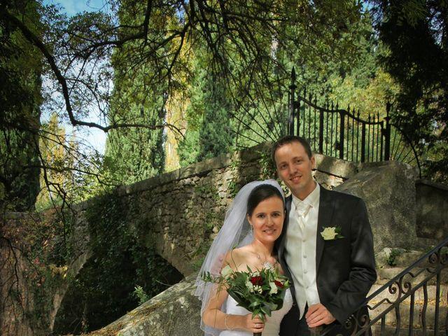 Le mariage de Marie-Laure et Benoît à Solliès-Toucas, Var 2