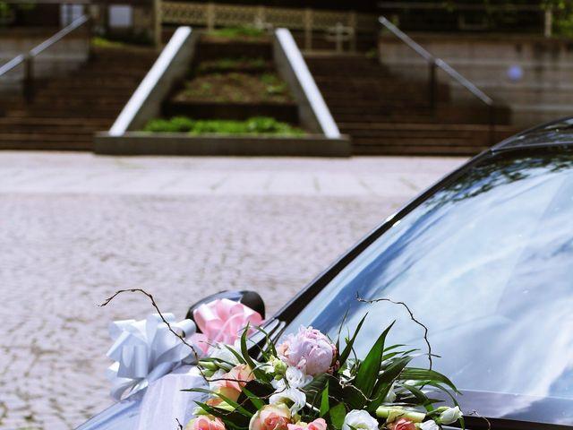 Le mariage de Franck et Léa à Soignolles, Calvados 17
