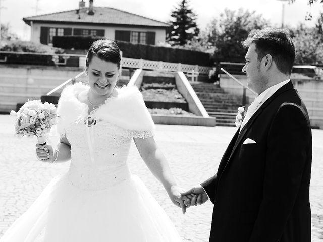 Le mariage de Franck et Léa à Soignolles, Calvados 22