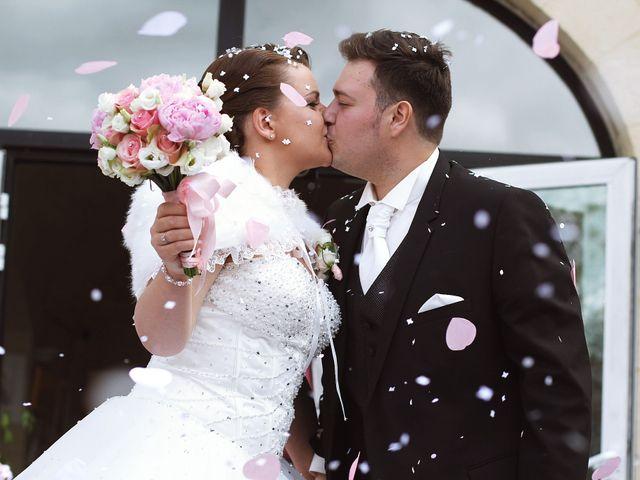 Le mariage de Franck et Léa à Soignolles, Calvados 25