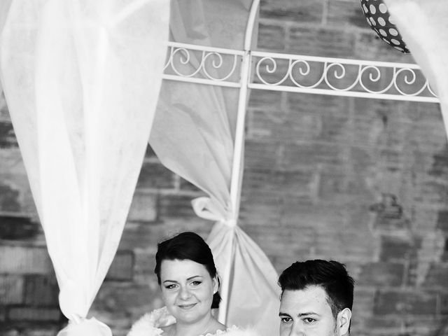 Le mariage de Franck et Léa à Soignolles, Calvados 31