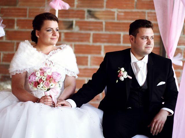 Le mariage de Franck et Léa à Soignolles, Calvados 32