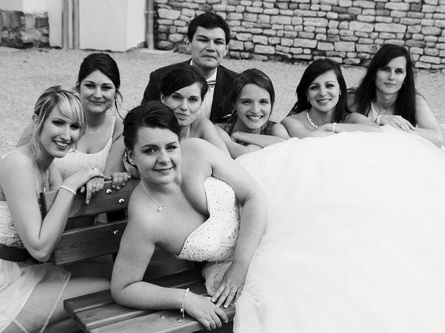 Le mariage de Franck et Léa à Soignolles, Calvados 42
