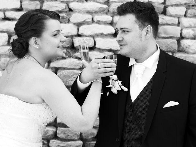 Le mariage de Franck et Léa à Soignolles, Calvados 43