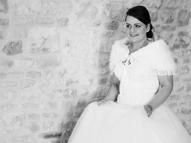 Le mariage de Franck et Léa à Soignolles, Calvados 49