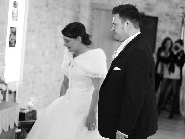 Le mariage de Franck et Léa à Soignolles, Calvados 50