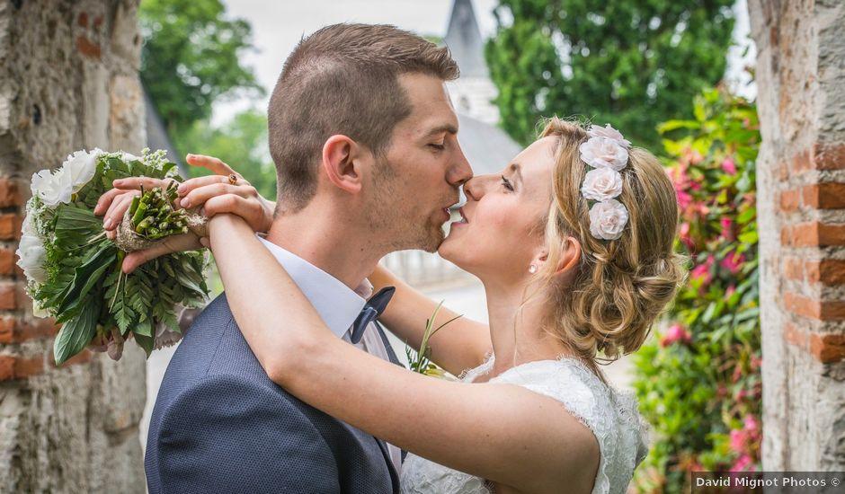 Le mariage de Jason et Marine à Bouville, Seine-Maritime