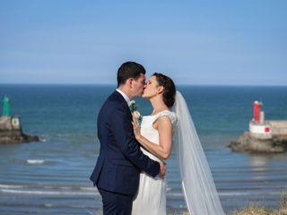Le mariage de Katie et Guillaume