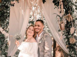 Le mariage de Catalina et Hakim 1
