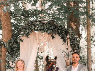Le mariage de Catalina et Hakim 2