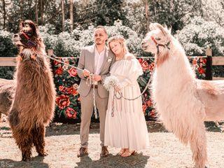 Le mariage de Catalina et Hakim