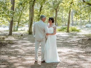 Le mariage de Sandra et Eric