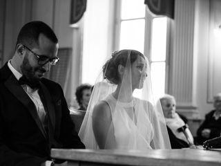 Le mariage de Jennifer et Mamoun 1
