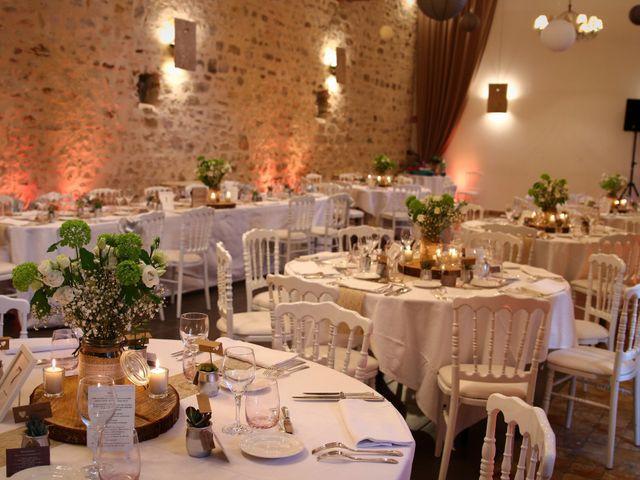 Le mariage de Julien et Pascale à Chevry-Cossigny, Seine-et-Marne 9