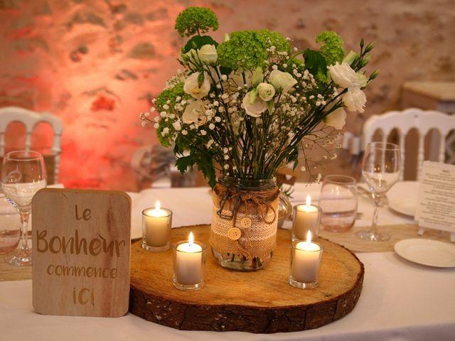 Le mariage de Julien et Pascale à Chevry-Cossigny, Seine-et-Marne 11