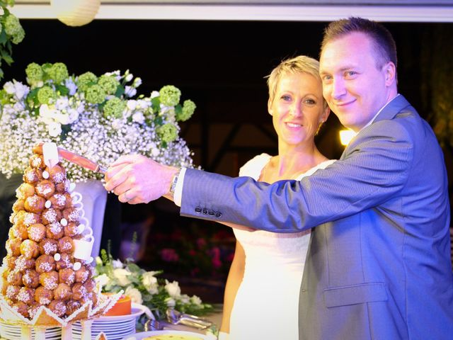 Le mariage de Julien et Pascale à Chevry-Cossigny, Seine-et-Marne 14