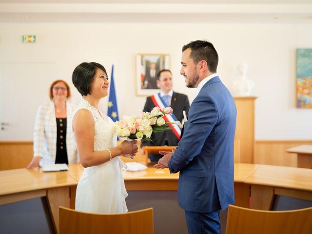 Le mariage de Julien et Davone à Vigny, Val-d'Oise 2