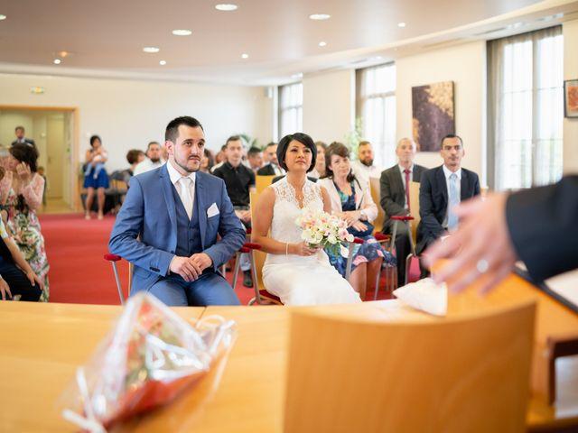 Le mariage de Julien et Davone à Vigny, Val-d'Oise 10