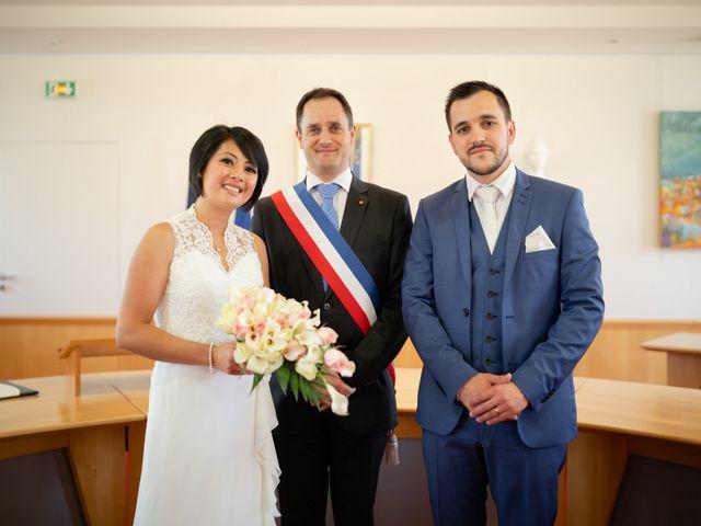 Le mariage de Julien et Davone à Vigny, Val-d'Oise 15