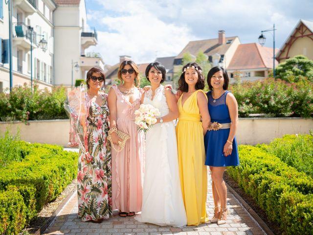 Le mariage de Julien et Davone à Vigny, Val-d'Oise 21