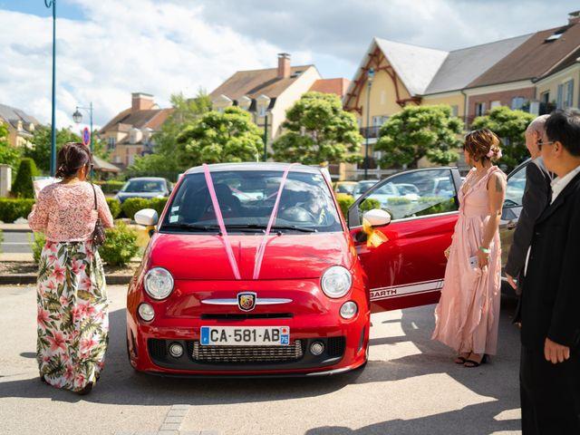 Le mariage de Julien et Davone à Vigny, Val-d'Oise 22