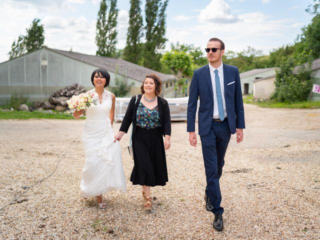 Le mariage de Julien et Davone à Vigny, Val-d'Oise 26