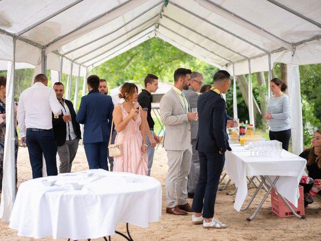 Le mariage de Julien et Davone à Vigny, Val-d'Oise 28