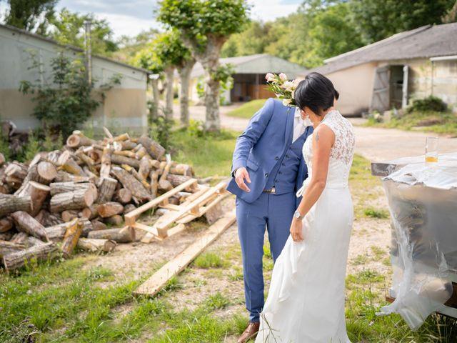 Le mariage de Julien et Davone à Vigny, Val-d'Oise 41