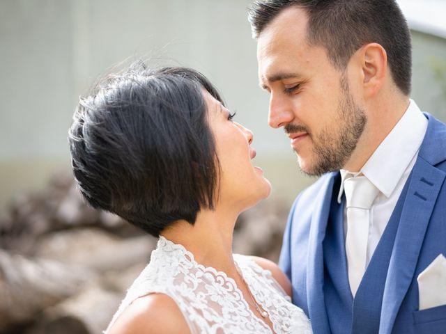 Le mariage de Julien et Davone à Vigny, Val-d'Oise 43