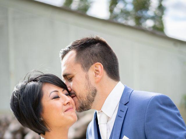Le mariage de Julien et Davone à Vigny, Val-d'Oise 44