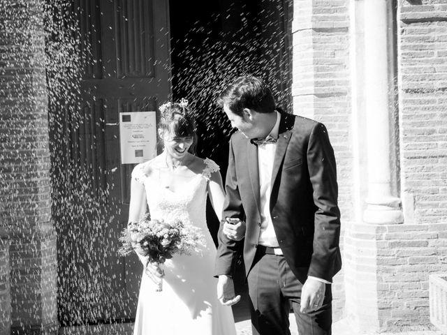 Le mariage de Amandine et François